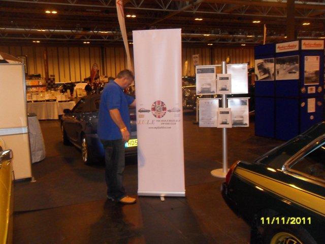 Classic Motor Show 2011