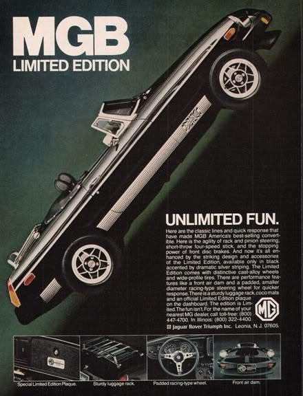 1979 USLE Advert