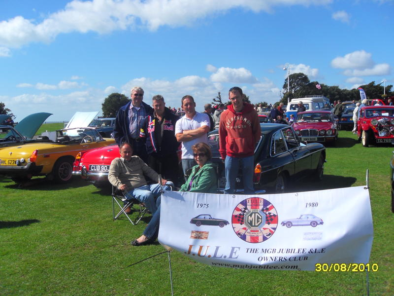 Old Timers Rally 2010